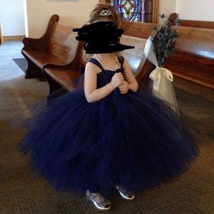 Other - Beautiful flower girl dress